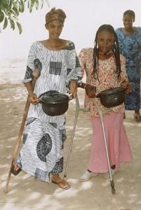 gehandicaptenvrouwen